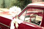 Scherzi matrimonio, scherzo auto nuziale