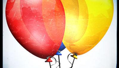 Scherzi matrimonio, scherzo palloncini di elio